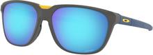 Oakley Anorak Solbriller, matte dark grey/prizm sapphire 2020 Briller