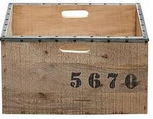 Tessa förvaringslåda - Vintage