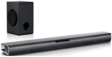 LG SH2 Soundbar 2.1 - Bluetooth - 150W - Trådlös subwoofer