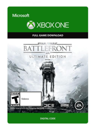 STAR WARS BATTLEFRONT Ultimate Edition - CDON.COM