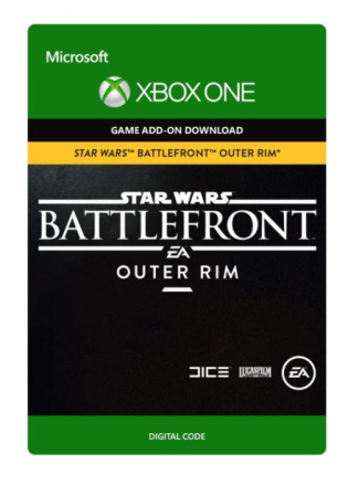 Star Wars Battlefront Outer Rim - CDON.COM