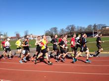 Träningsprogram - Börja springa