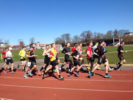 Träningsprogram - Tillbaks till löpningen efter skada