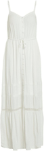 OBJECT COLLECTORS ITEM Sleeveless Maxi Dress Women White