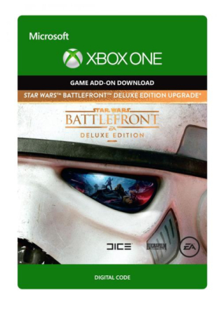 STAR WARS BATTLEFRONT DELUXE EDITION UPGRADE - CDON.COM