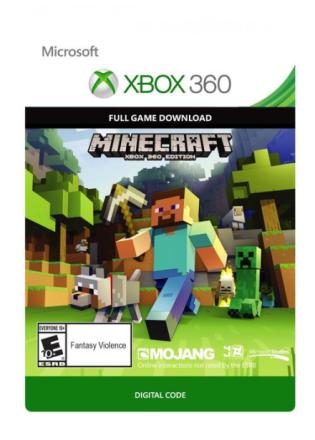 Minecraft: Xbox 360 Edition - CDON.COM