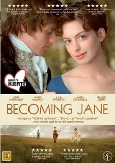 Becoming Jane -DVD