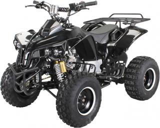125cc ATV - 70km/t maksfart 3 gir og revers