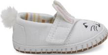 TOMS Schuhe Bunny Face Jersey Alpargatas Für Kleinkinder - Größe 16