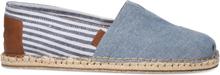 TOMS Schuhe Braun Gestreift Blanket Stitch Classics Für Herren - Größe 42