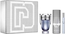 Paco Rabanne Invictus Eau De Toilette Spray 100ml Set 3 Pieces 2020