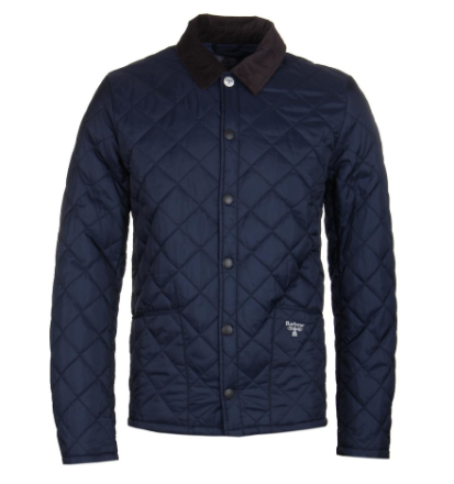 Barbour Beacon Starling Navy Quilted jakke