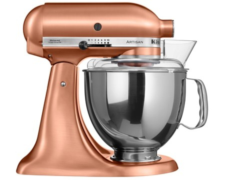 KitchenAid Artisan køkkenmaskine kobber, 4,8