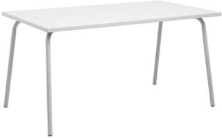 Nordal Trädgårdsbord 80x140 cm - Grå
