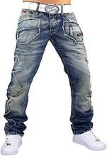 C-876 Jeans Denim Blue