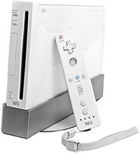 Wii Hvid Uden Top Dæksel Hvid
