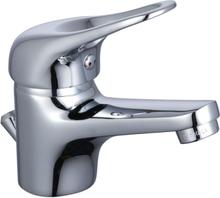 SCHÜTTE blandingsbatteri til håndvask PORTO krom