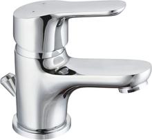SCHÜTTE blandingsbatteri til håndvask VICO krom