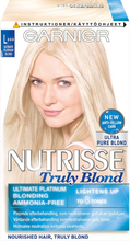 Nutrisse Truly Blond Ultimate Blonding -