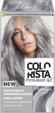 Colorista Permanent Gel Silver Grey -