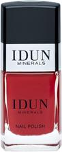 IDUN Minerals Rubin Nail Polish (11 ml)