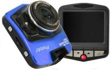 eStore Bilkamera Foto / Video 1080P HD Bil DVR og Full HD - Blå