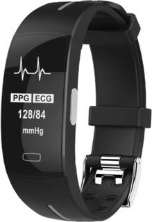 eStore P3 Aktivitetsarmbånd med PPG og EKG - Sølv