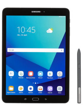 "Galaxy Tab S3 9.7"" 4G - Black"
