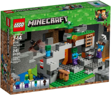 Minecraft The Zombie Cave