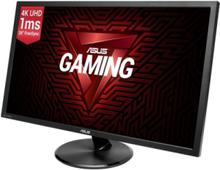 """28"""" Bildskärm VP28UQG 4K - Svart - 1 ms AMD FreeSync"""