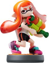 Amiibo Inkling Girl - Tillbehör för spelkonsol - Wii U