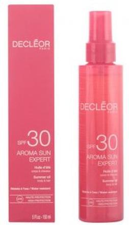 Solskydd Aroma Sun Expert Decleor Spf 30 (150 ml)