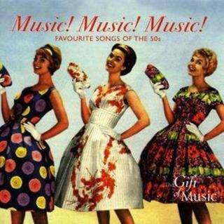 Musikk! Musikk! Musikk! Favoritt sanger av 50-tallet ved Et Al 12.6...