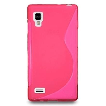 Skal till lg optimus l9 p760 rosa