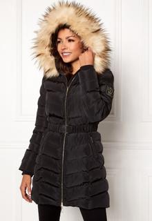 Chiara Forthi Campitello Padded Jacket Black 34
