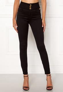 Chiara Forthi Chiara high waist jeans Black 42
