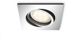 Shellbark Recessed Chrome 4.5W