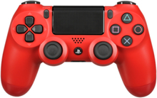 Playstation 4 Dualshock v2 - Red - Gamepad - PlayStation 4