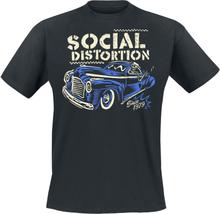 Social Distortion - Vintage Ride -T-skjorte - svart