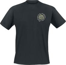 Social Distortion - Skull Flower -T-skjorte - svart