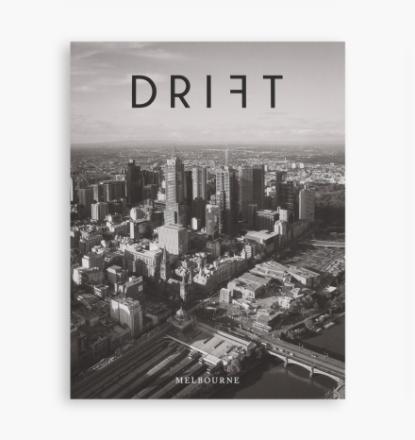 Books - Drift Volume 5: Melbourne - Multi - ONE SIZE