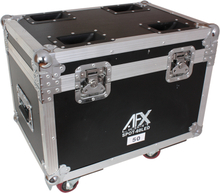 AFX Flightcase til moving heads