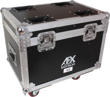 AFX Flightcase til moving heads