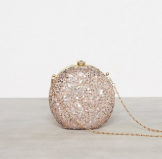 Maya Circular Embellished Bag Kuvertväskor