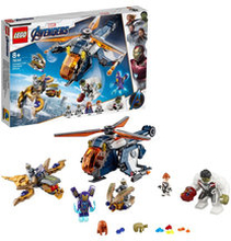 76144 Super Heroes: Avengers Hulk Helicopter Rescue
