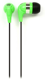 Wicked-audio jawbreakers grön inear extra bas