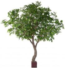 Stort kunstigt egetræ H360 cm