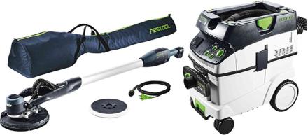 Festool LHS-E 225/CTM36-Set PLANEX Verktygspaket