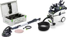 Festool LHS 225-SW/CTM36-Set PLANEX Verktygspaket
