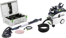 Festool LHS 225-SW/CTL36-Set PLANEX Verktygspaket